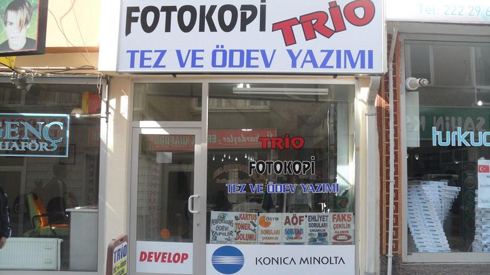 Trio Tez Yazım